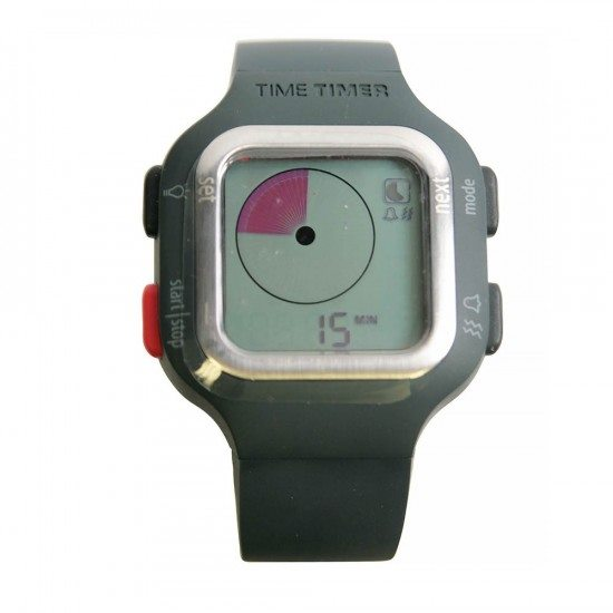 Montre time timer adulte